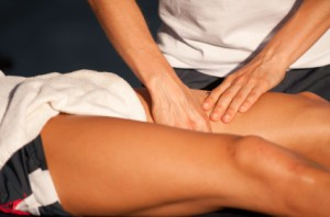 male massage therapist given female sports massage