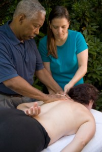 Studet massage clinic