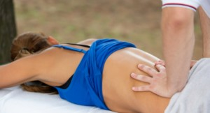 physiotherapy and massage