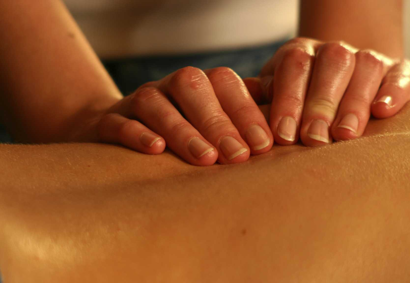 Sydney Deep Tissue Massage